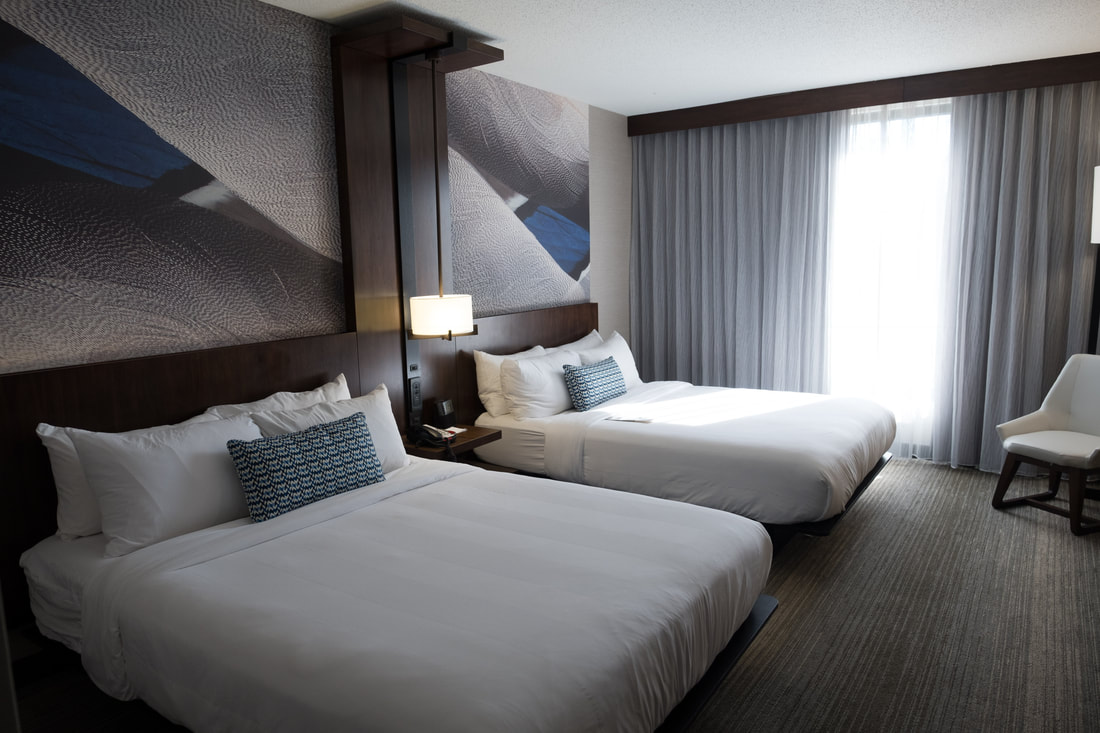 Richmond Marriott Guest Rooms