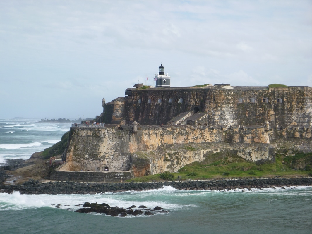 Forts in Puerto Rico