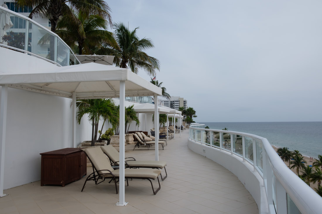 Cabanas at Ritz-Carlton Fort Lauderdale