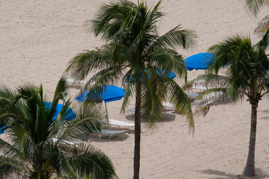 Beach at Ritz-Carlton Fort Lauderdale