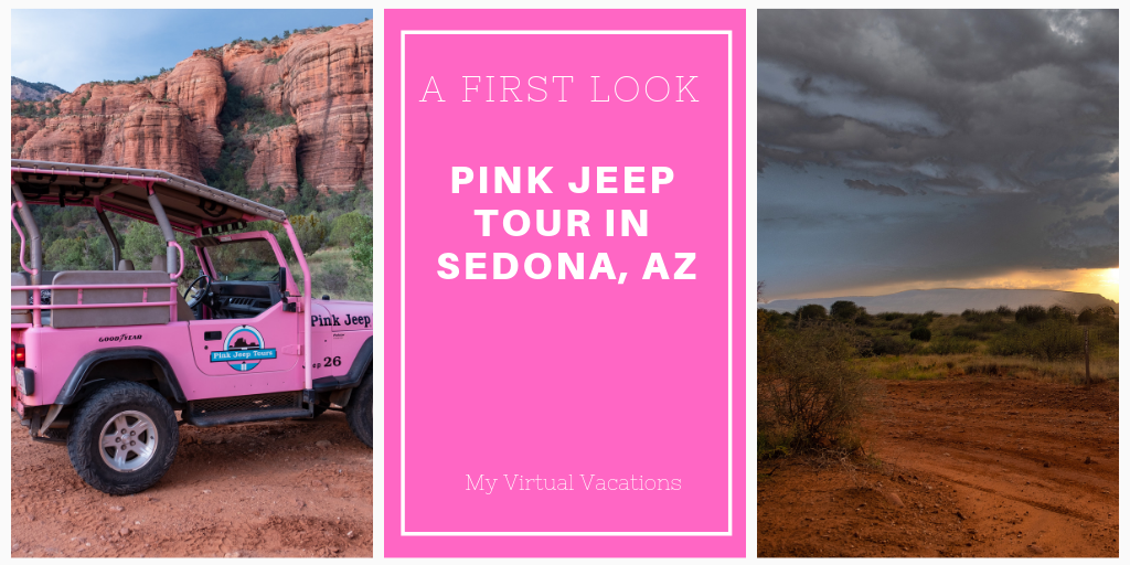 A First Look at the Red Rocks on a Pink Jeep Tour - MY VIRTUAL VACATIONS