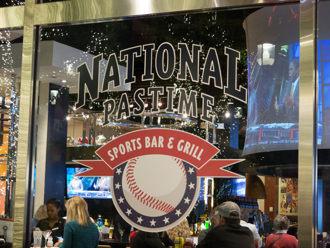 National Pastime Sports Bar