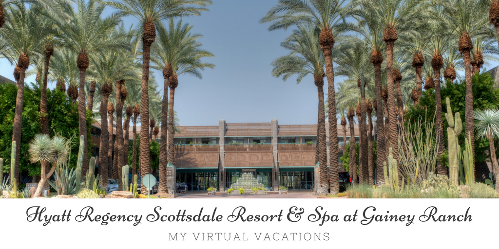 Hyatt Regency Scottsdale is our top pick for a luxury stay in Scottsdale, Arizona.
