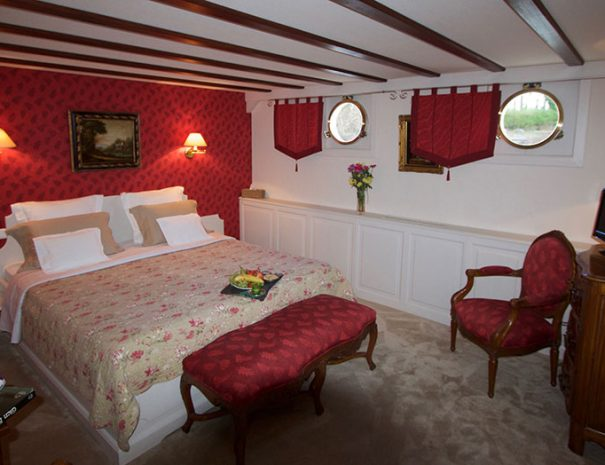 Suite on Aurora Cruise in Holland
