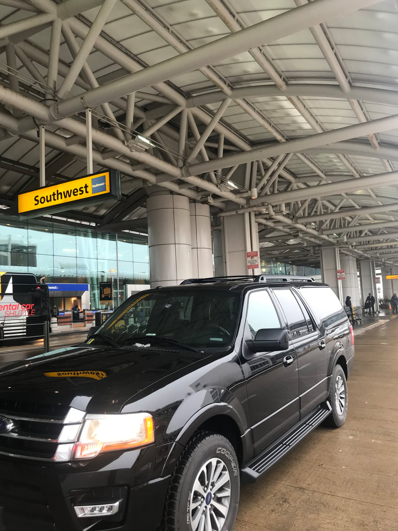 Thoroughbred Transportation for Airport Transfers