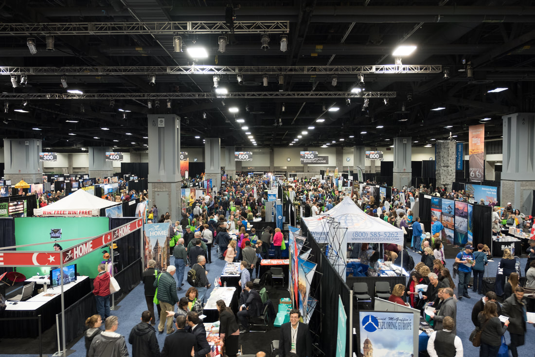 Travel and Adventure Show in Washington, D.C.