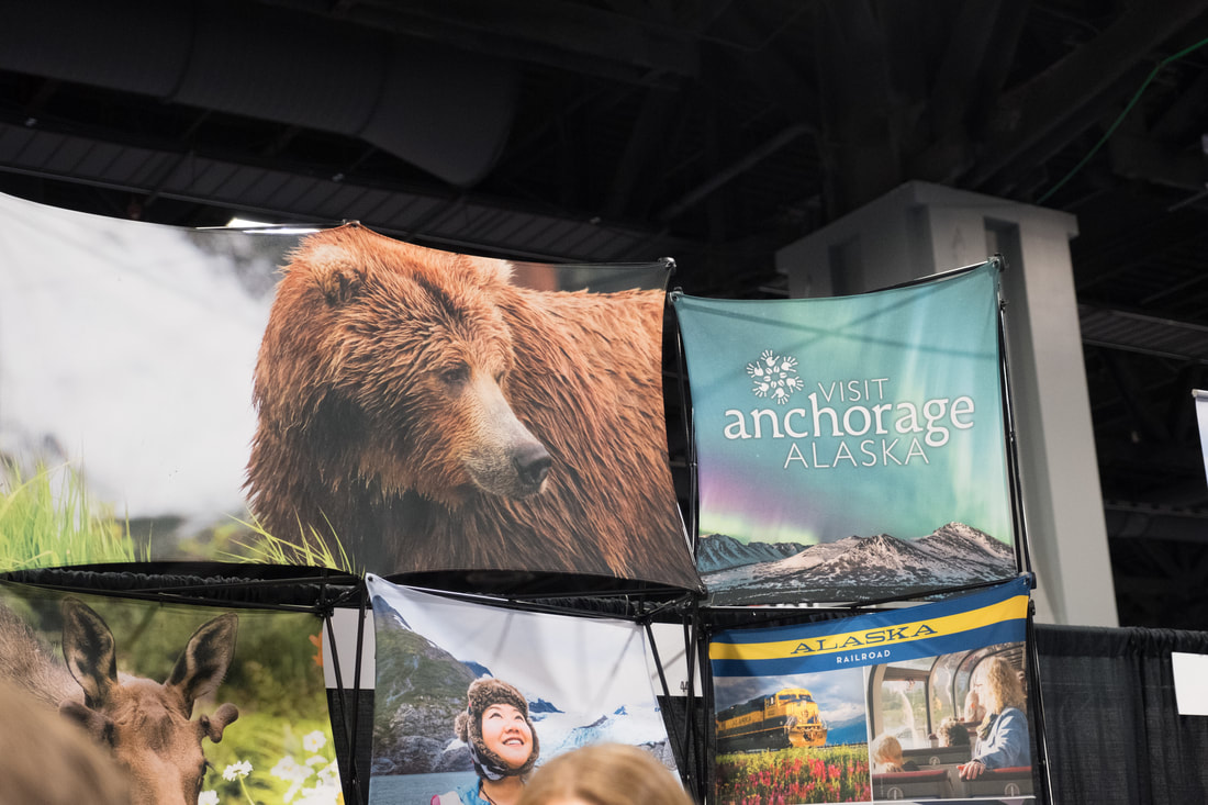 Alaska at the Travel and Adventure Show in Washington, D.C.