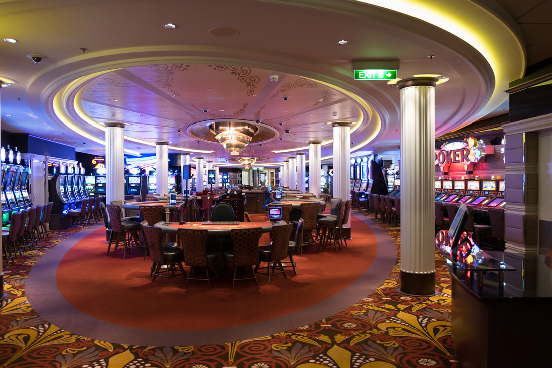 Casinos on Celebrity Cruises