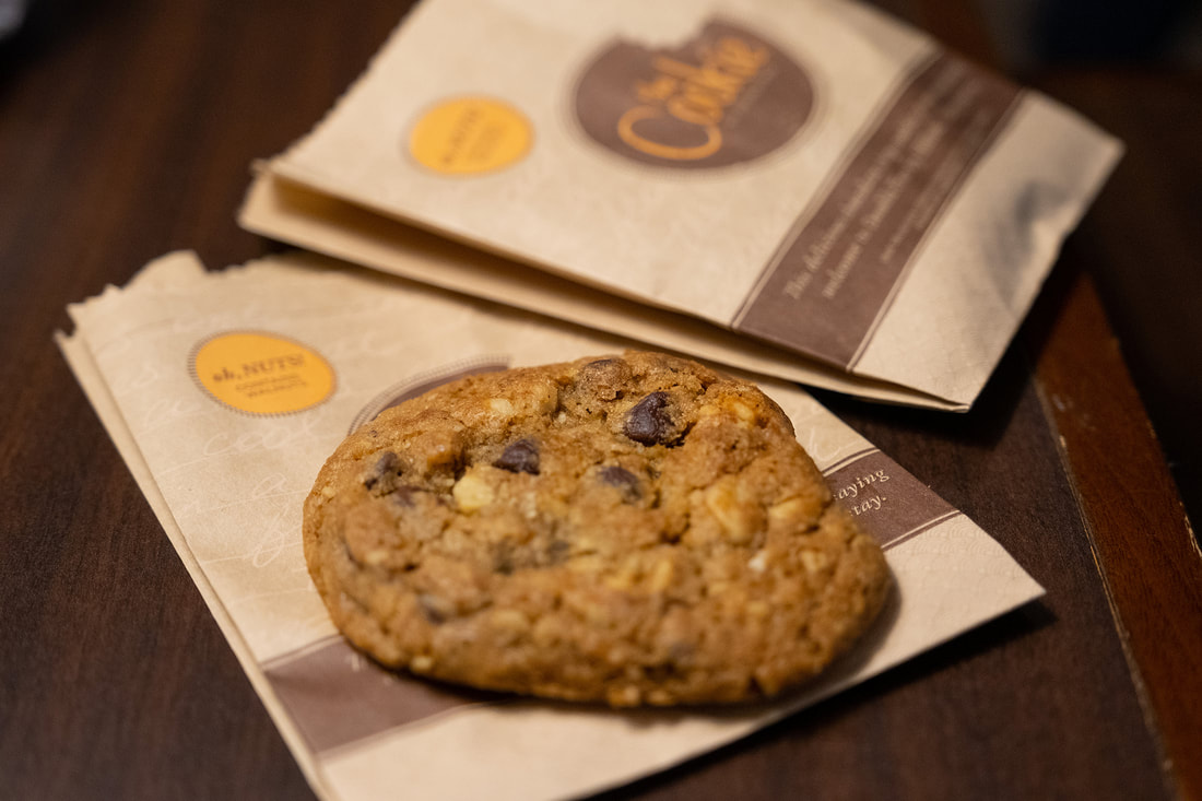 DoubleTree Chocolate Chip Cookies Free