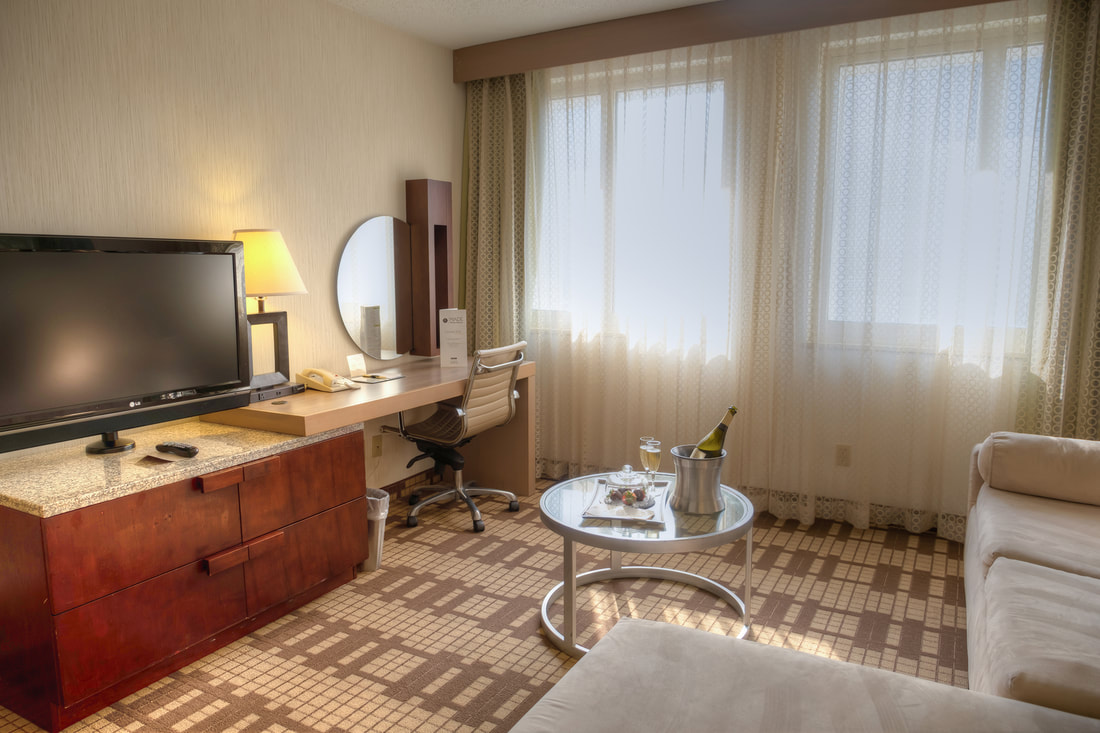 DoubleTree by Hilton in Silver Spring Maryland for family travel