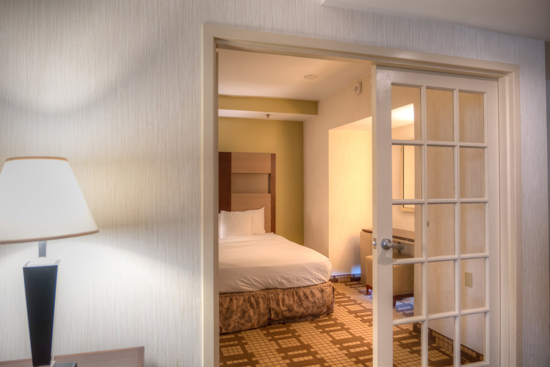 Large Suites at DoubleTree by Hilton in Silver Spring Maryland