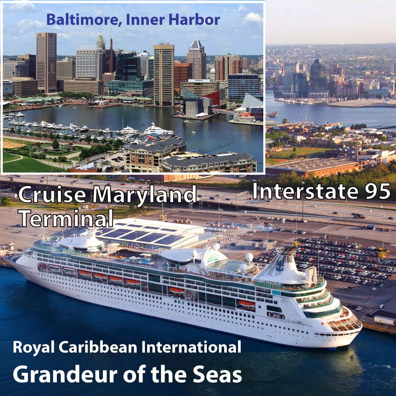Cruise Maryland Location