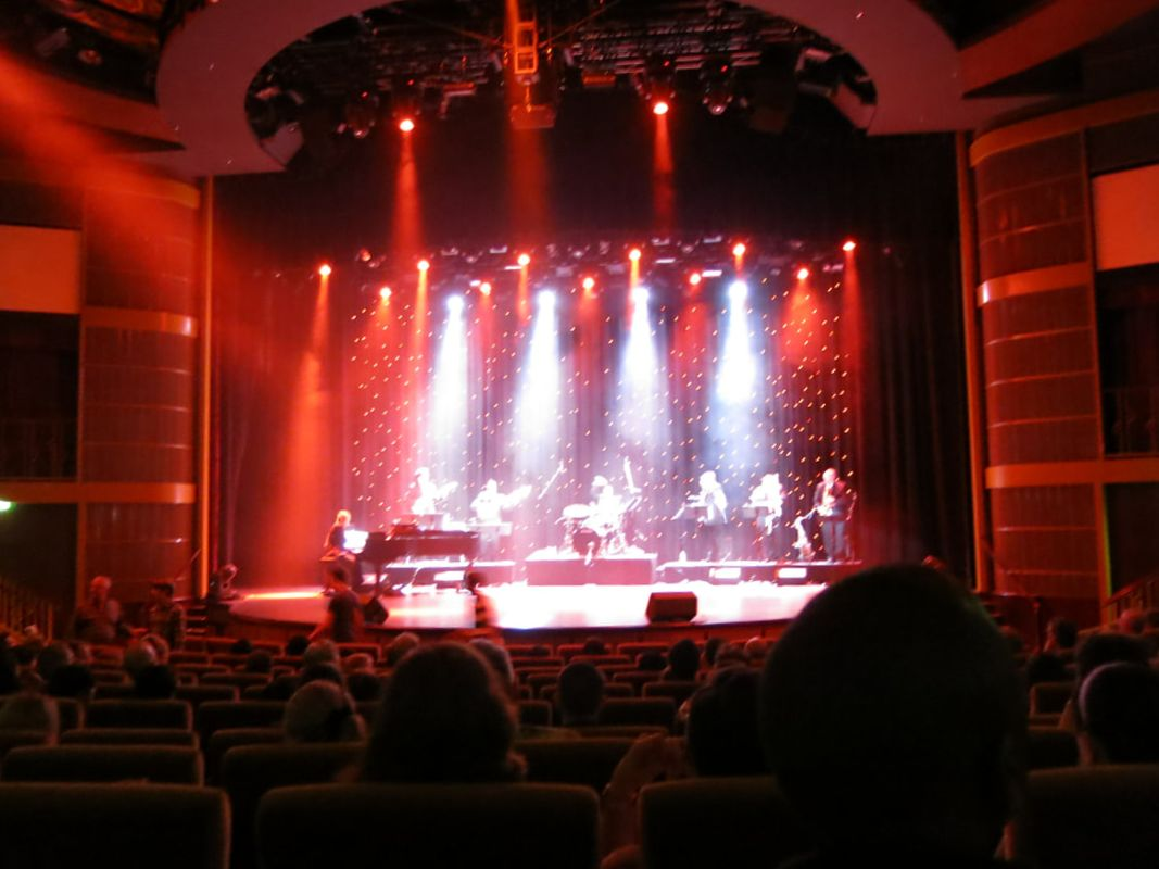 Productions on Celebrity Cruises