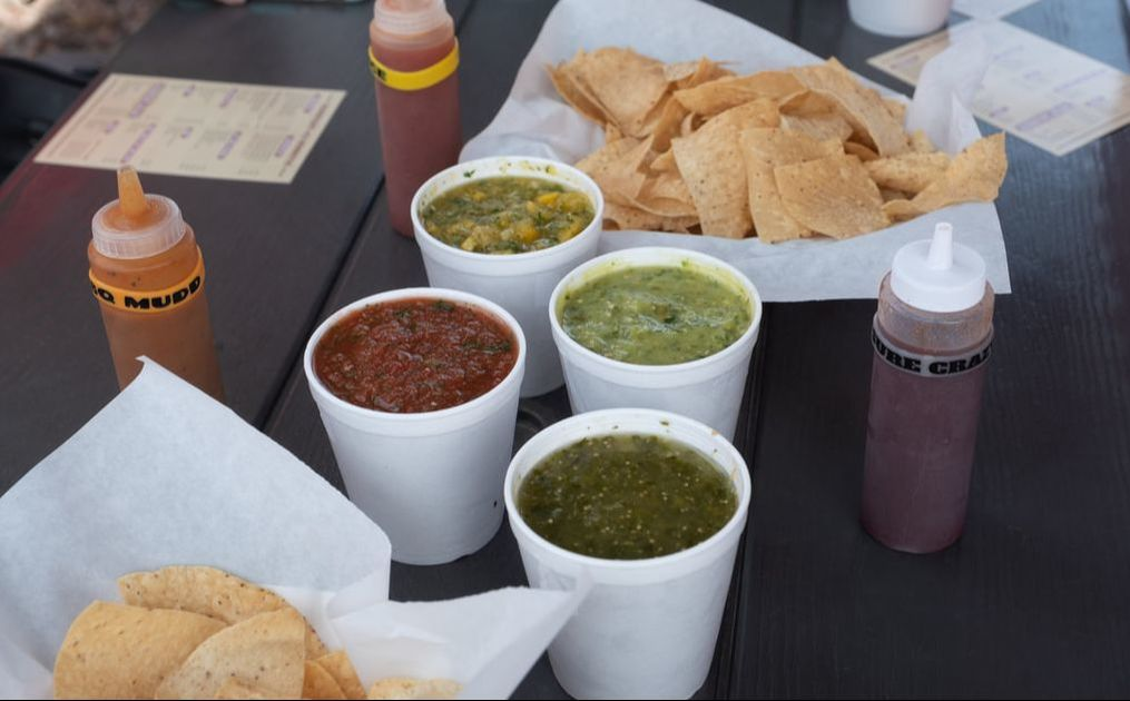 Types of Salsa at Jalapeno Bucks