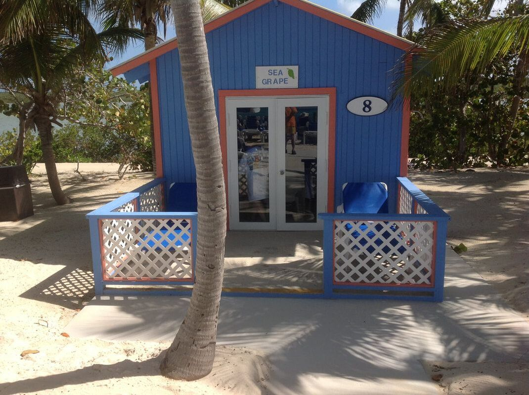 Bungalow on Princess Cay