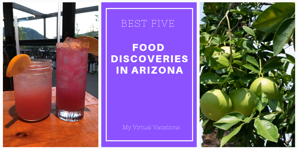 Best Five Foods To Try In Arizona