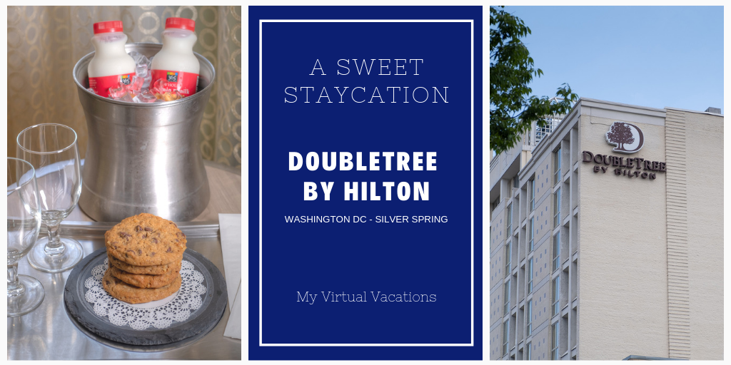 Trip Advisor DoubleTree by Hilton in Silver Spring Maryland