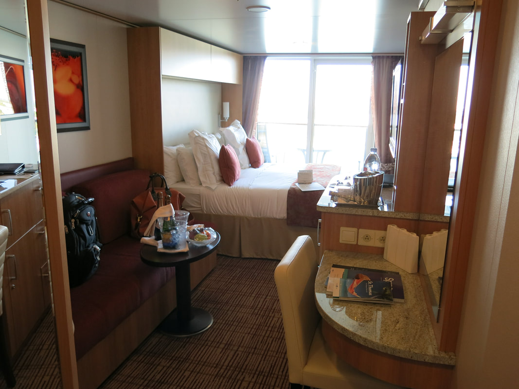 Concierge Cabin on Celebrity Reflection