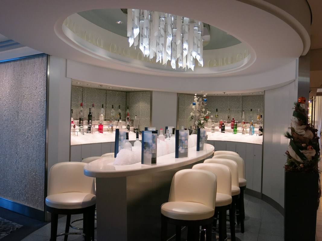 Martini Bar on Celebrity Cruises