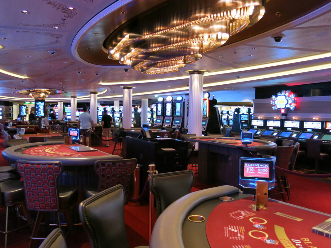 Fortune's Casino on Celebrity Reflection
