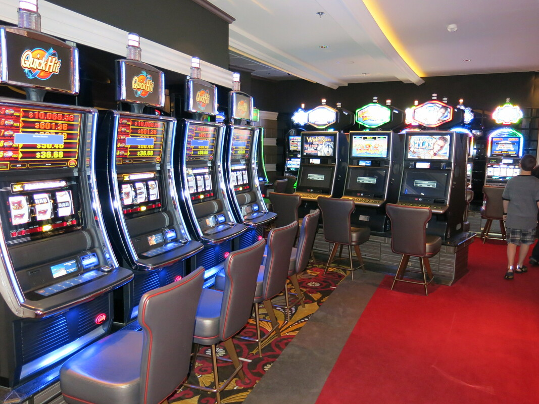 Slot Machines at Casinos on Celebrity Cruises
