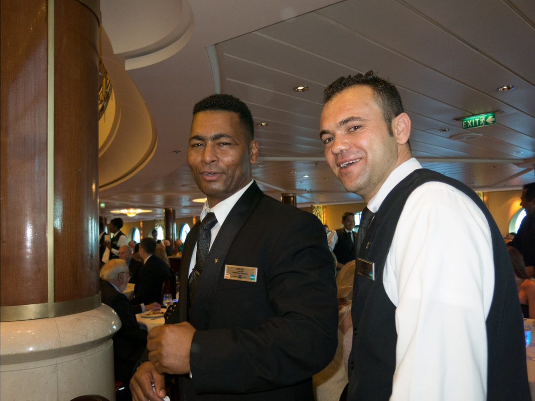 Cruise Tipping Advice
