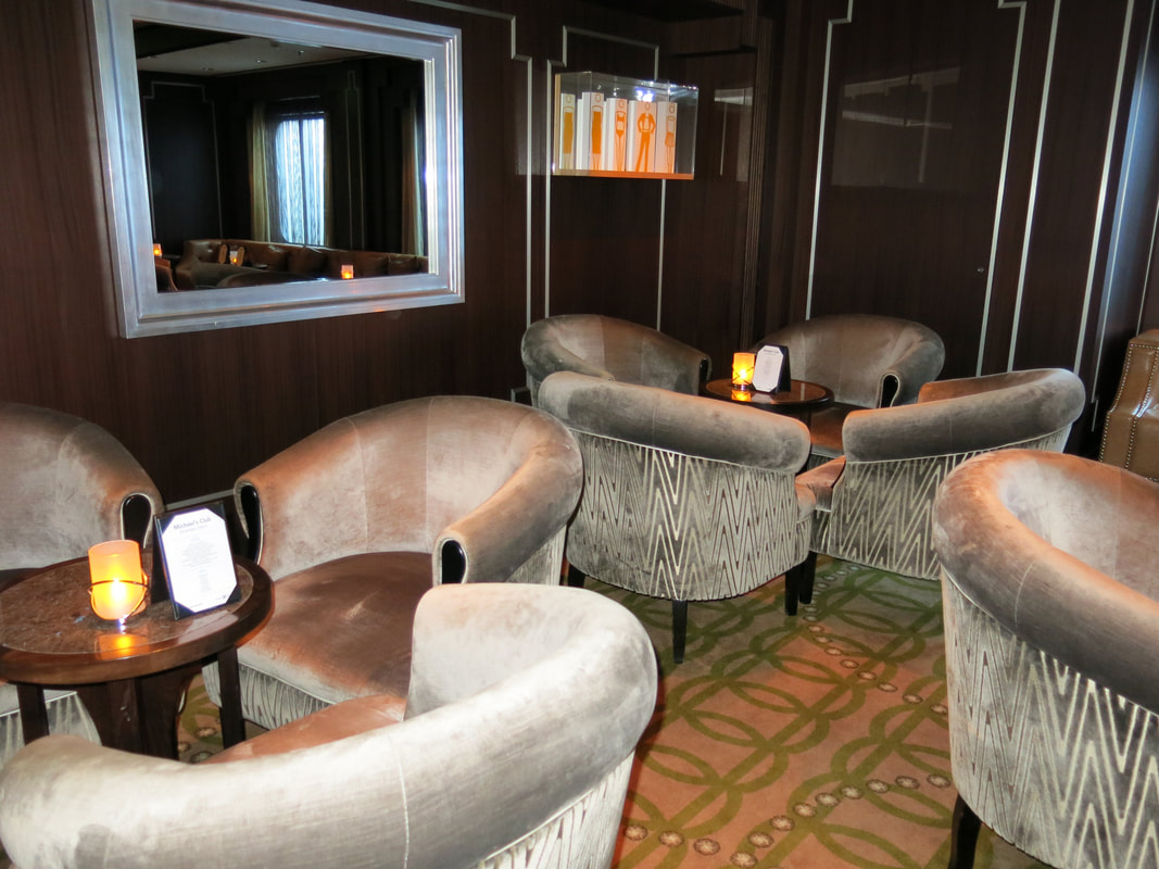 Celebrity Cruises Michael's Club