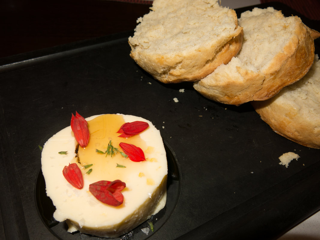Biscuits and Butter at Ritz Carlton Washington DC