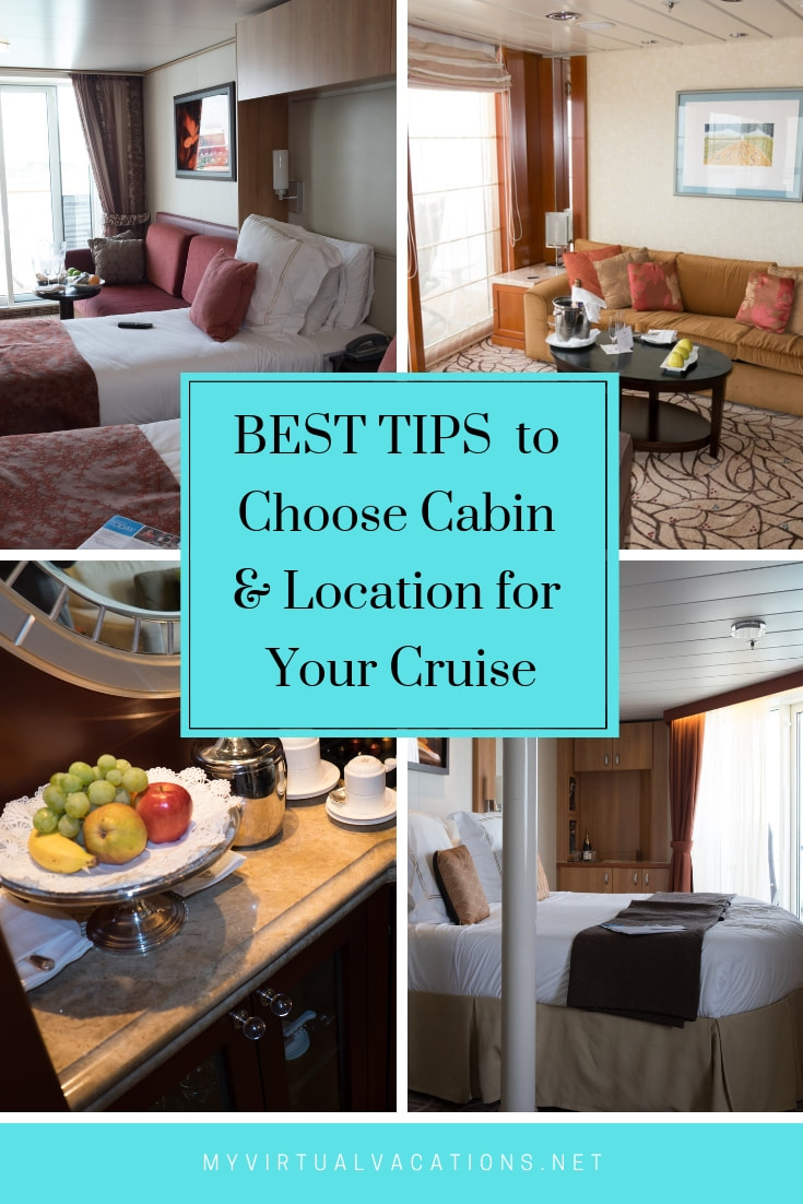Before you book, tips on what cabin would best fit my family, where is the best location on the ship, how far in advance should I reserve my cabin, and more!