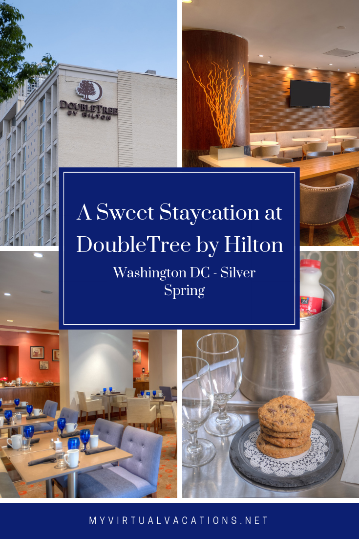Stay at DoubleTree by Hilton in Silver Spring for great location, delicious dining and spacious suites.