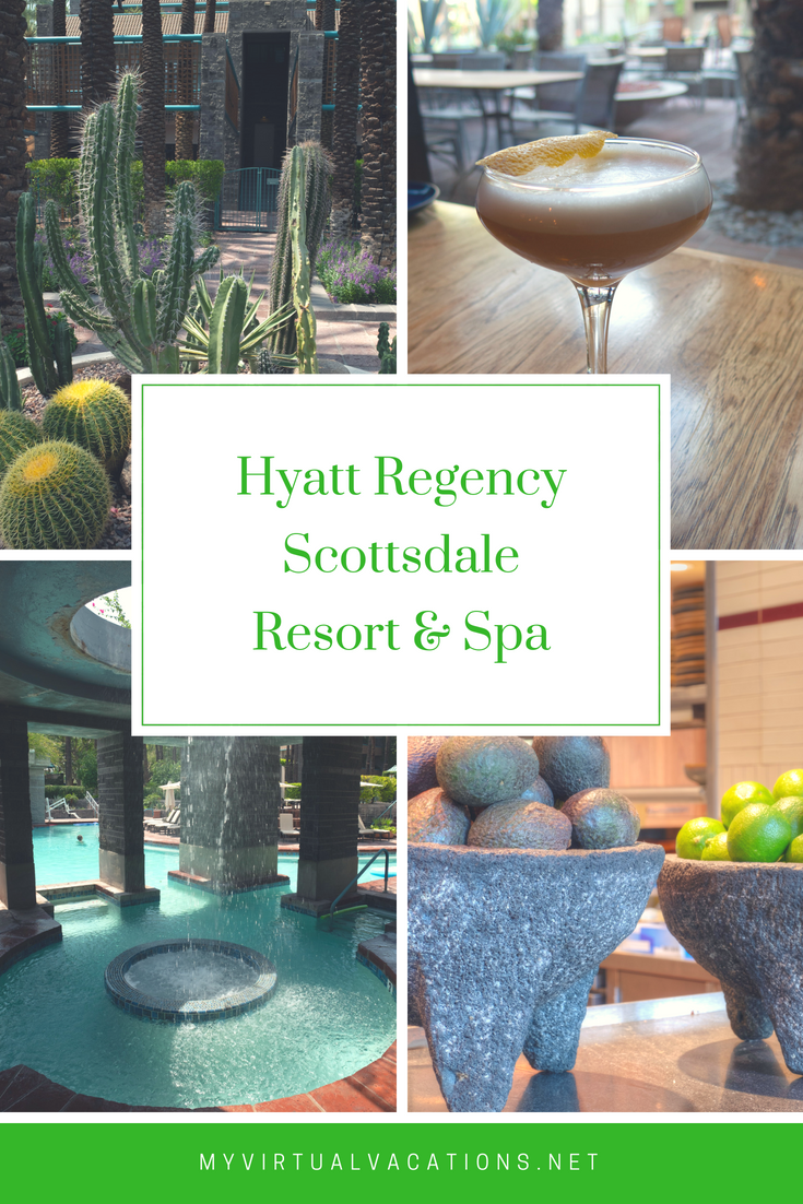 Explore detailed photo tour and review and see why Hyatt Regency Scottsdale Resort & Spa is the perfect destination for upscale family travel.