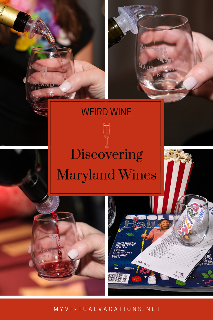 Presented by Maryland Wineries Association and Baltimore Magazine, over 20 wineries came together at Union Collective on May 5, 2019 to highlight their wines.