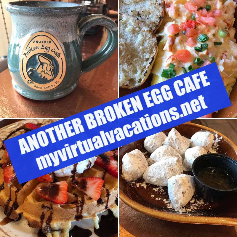 Another Broken Egg Cafe in Boca Raton, FL has amazing breakfast specialties that you can love all day long.