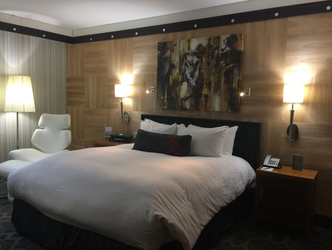 Sofitel Philadelphia Rooms