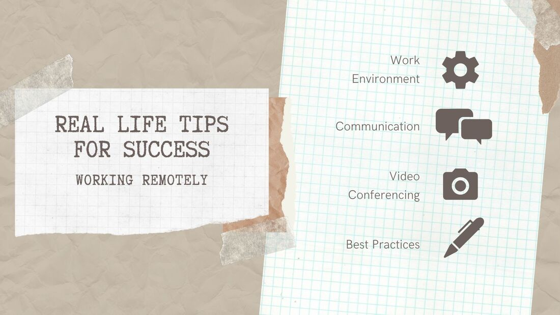 Best Tips to be Successful When Working Remote
